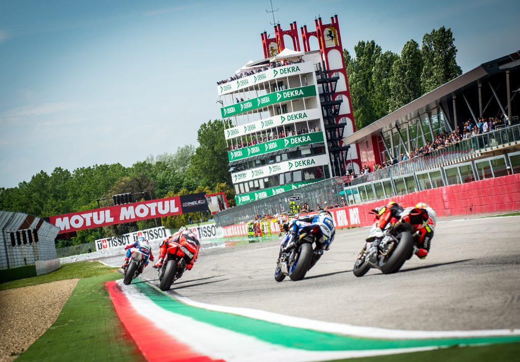 Calendario Gare Superbike.25 11 16 Reso Noto Dalla Federazione Motociclistica