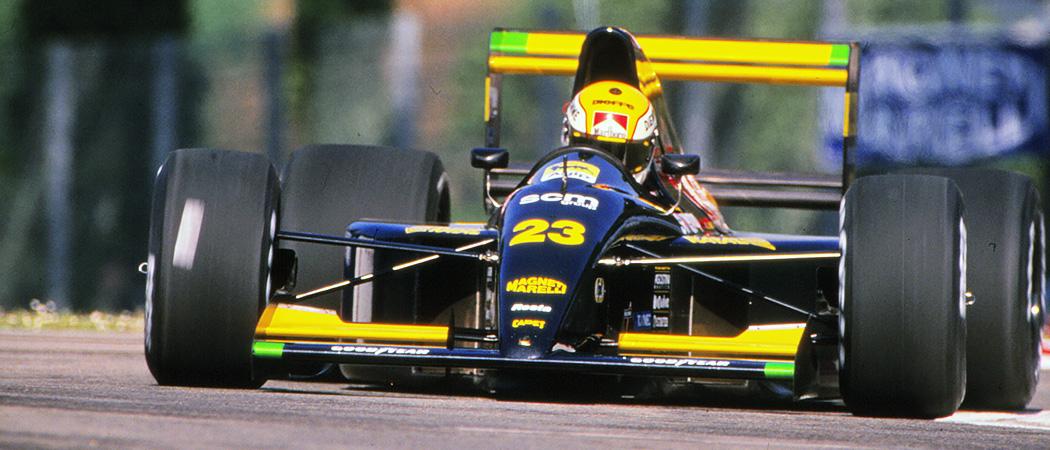 Accredito Historic Minardi Day